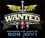 WANTED – The Ultimate Tribute to Bon Jovi (LOS ANGELES) Logo